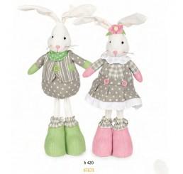 кролик серый 67673