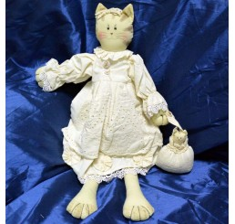Кошка с мешочком AIL-13669