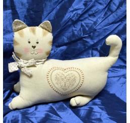 Кошка с сердцем AIL-13470