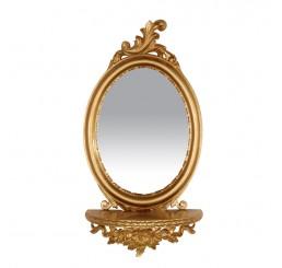 Зеркало с полочкой CP-91-SP