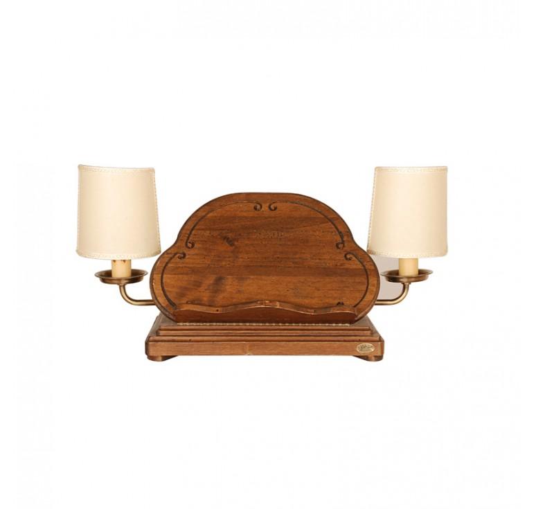 Лампа- подставка для книг 3158