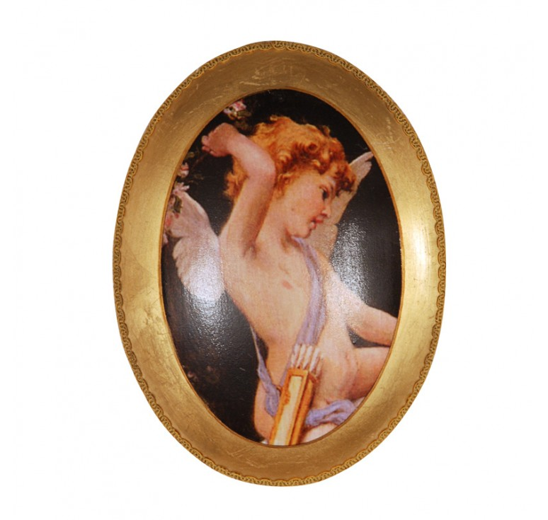 Медальон BOSET OVAL 604