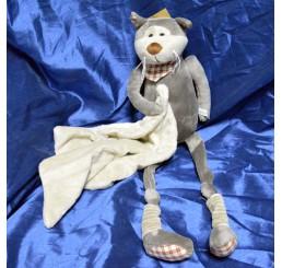 Кошка с одеялом IHC-5718