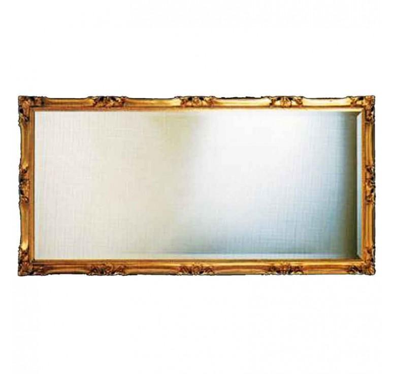 Большое зеркало с фацетом M0686/ORO/128