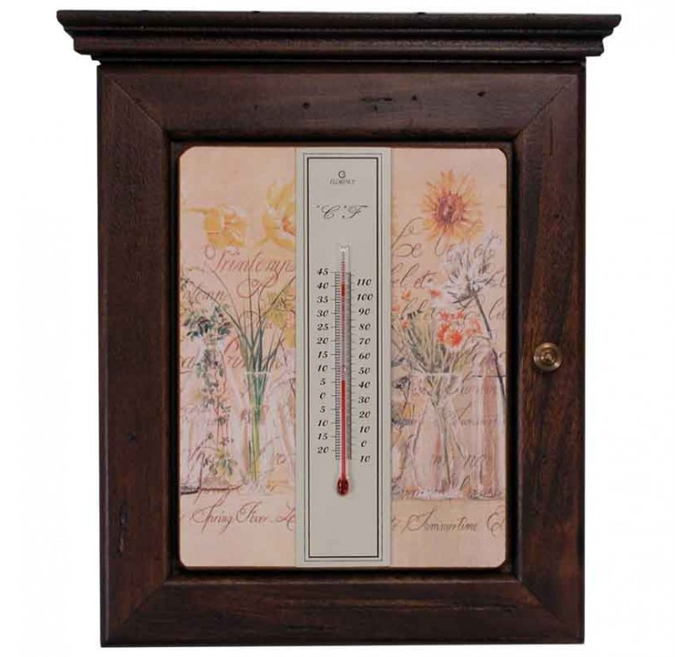 Ключница с термометром SP78