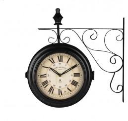 Часы настенные двухсторонние 14754