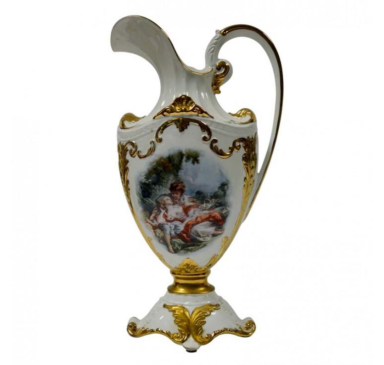 Декоративный керамический кувшин Vesuviana К21820 (Италия)