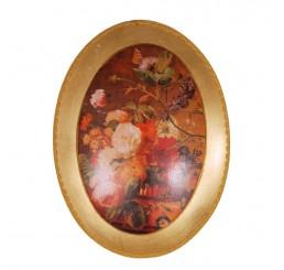 Медальон N600 OVAL 608a