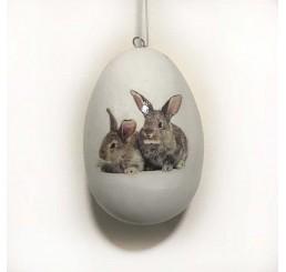 """Пасхальное яйцо """"кролик"""" 63079"""