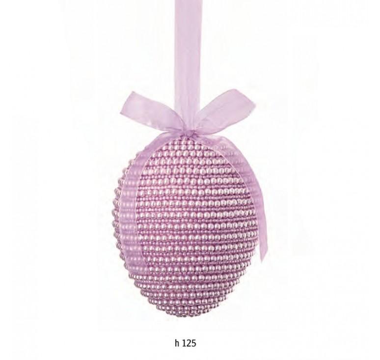 Яйцо пасхальное с жемчужинами 65294