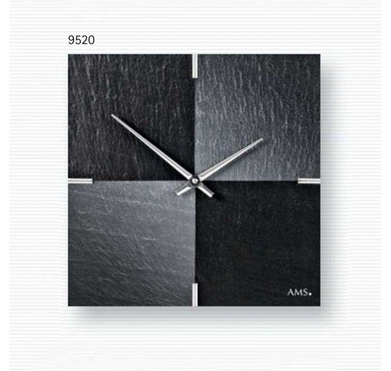 Часы настенные W9520