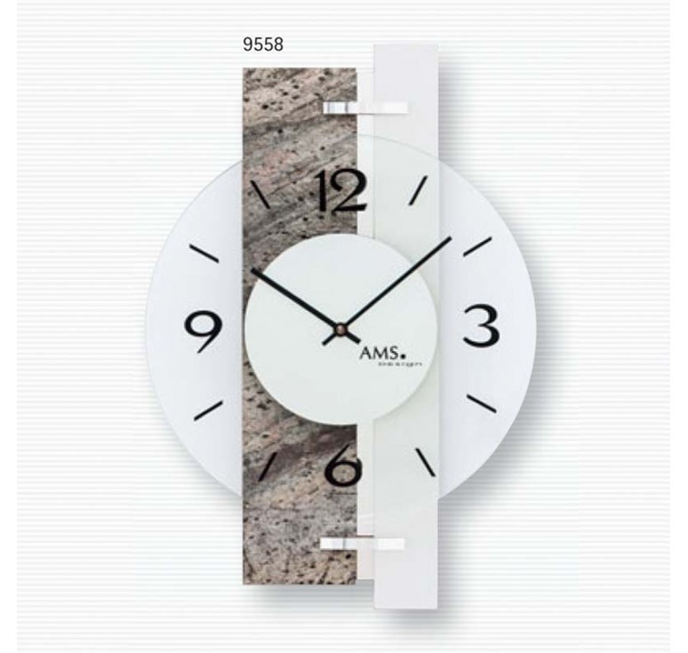 Часы настенные W9558