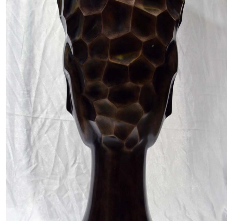 Ваза А023 brown 01/MX