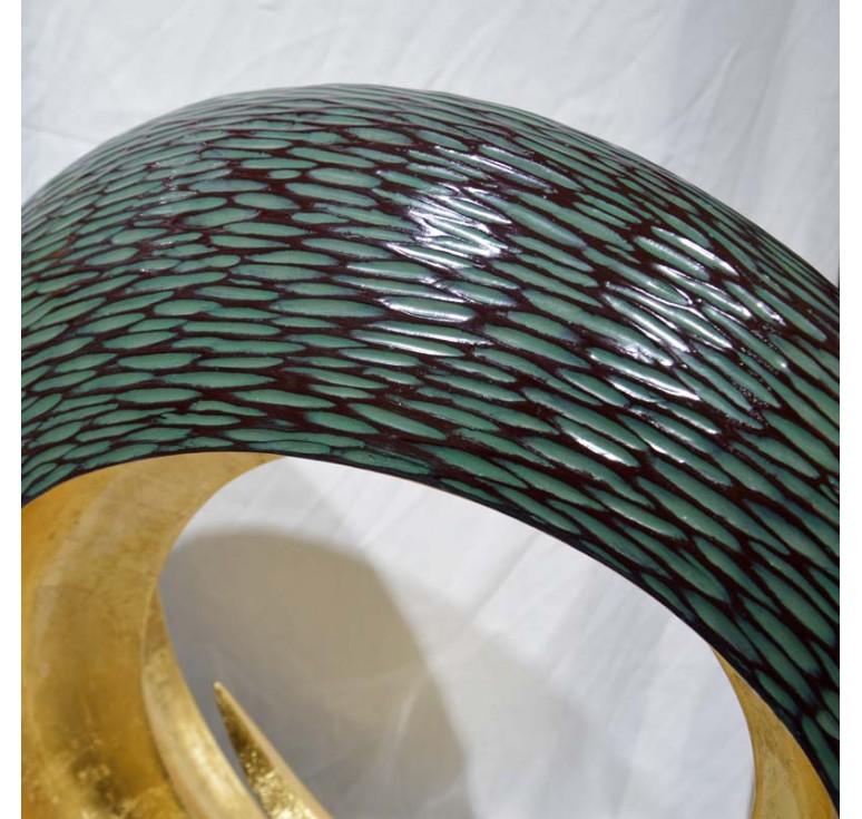 Статуэтка круг желаний А120 brown/M