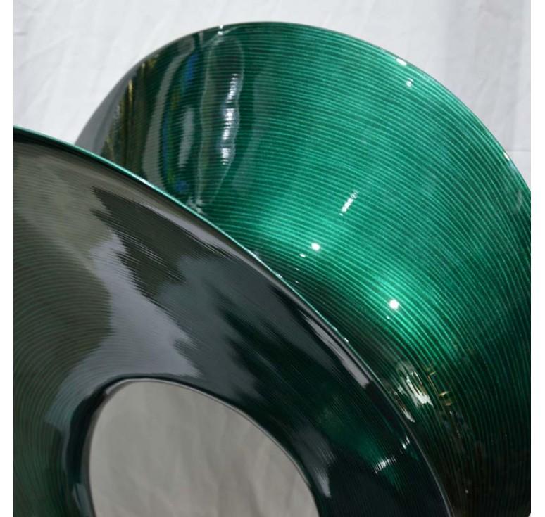 Статуэтка волна А134 green diamond