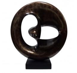 Статуэтка латино А135 brown
