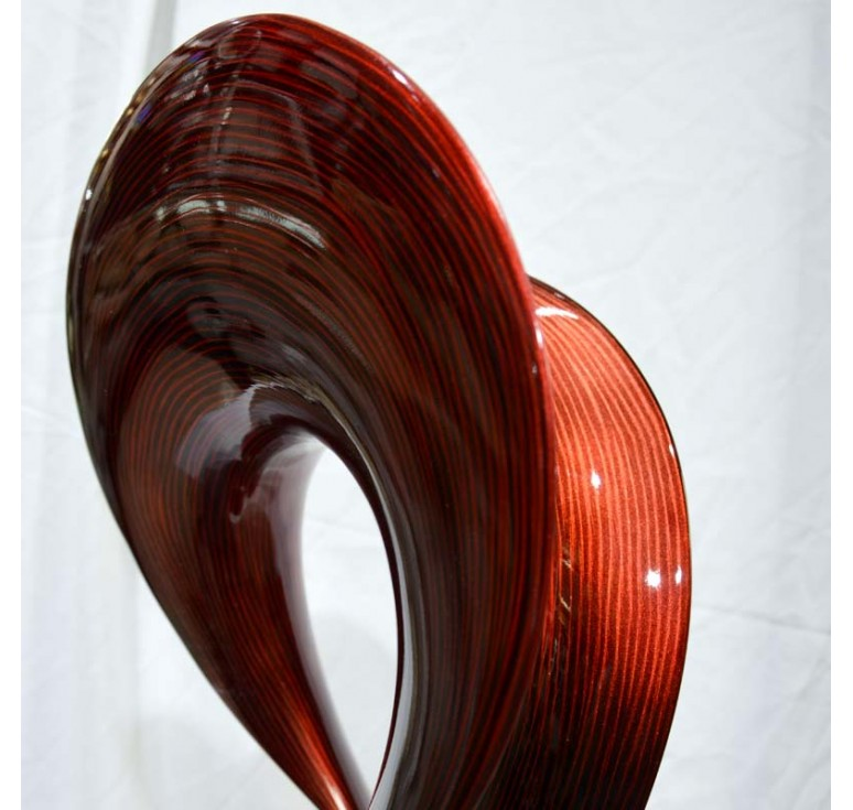 Статуэтка бесконечность А142 red oil