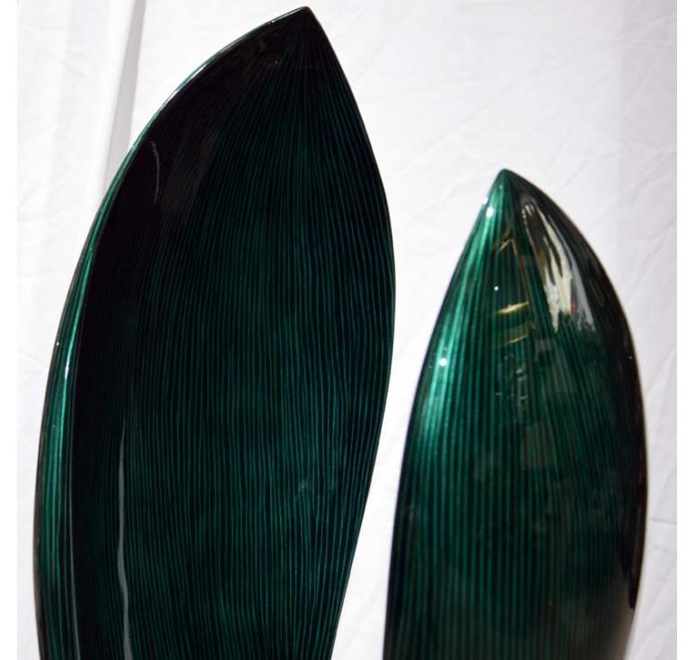 "Статуэтка ""Магнолия"" А151 green diamond"