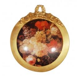 Медальон BOSSET TONDO 74