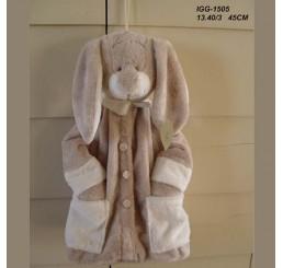 """Сумка для пижамы / подгузника """"кролик"""" IGG-1505"""