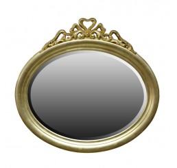 Настенное зеркало с фацетом M2607/ORO/355