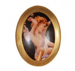 Медальон N600 OVAL 608b
